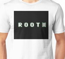 ROOT Signature sticker alternative Unisex T-Shirt