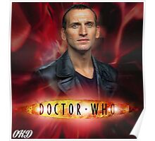 Doctor Who 50th Anniversary - Ninth Doctor Poster
