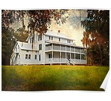 Thursby House Blue Springs Poster