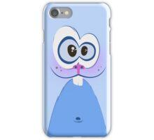 Funny Rabbit V3 iPhone Case/Skin