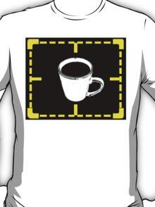 Coffee of Interest sticker alternative T-Shirt