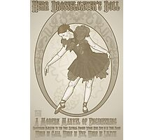 Classic Herr Drosselmeyer's Doll Photographic Print