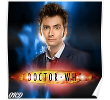 Doctor Who 50th Anniversary - Tenth Doctor Poster