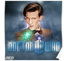 Doctor Who 50th Anniversary - Eleventh Doctor Poster