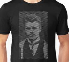 Hermann Rorschach Lines Unisex T-Shirt
