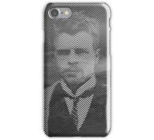 Hermann Rorschach Lines iPhone Case/Skin