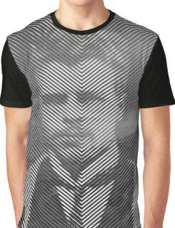 Hermann Rorschach Lines Graphic T-Shirt