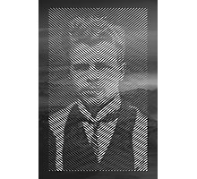Hermann Rorschach Lines Photographic Print