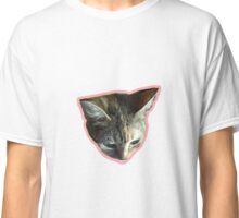 Leeloo the Rescue Kitten Classic T-Shirt