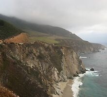 Bixby Creek Bridge by Eric Kunz