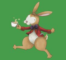 The Frolocking March Hare Kids Clothes