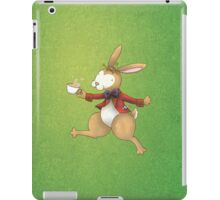 The Frolocking March Hare iPad Case/Skin