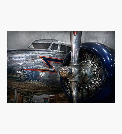 Transportation - Plane - Hey fly boy  Photographic Print