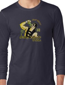 Shang Tsung's Pizza Long Sleeve T-Shirt