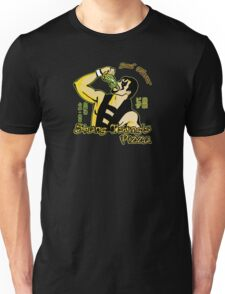 Shang Tsung's Pizza Unisex T-Shirt
