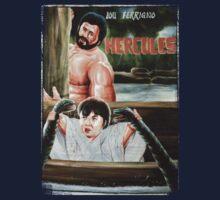 'Hercules' by GarfunkelArt