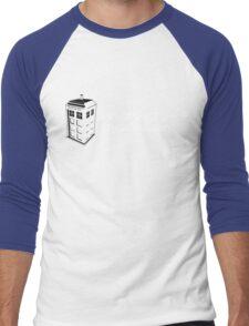 Studio Wibbly Men's Baseball ¾ T-Shirt