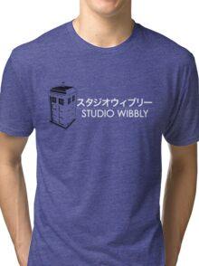 Studio Wibbly Tri-blend T-Shirt