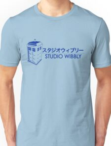 Studio Wibbly: Blue Varient  Unisex T-Shirt