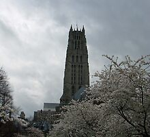The Riverside Church by PazsNYMinute