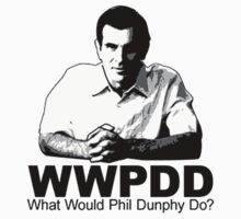 What Would Phil Dunphy Do? by Simon Mac