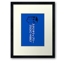 Studio Wibbly Framed Print