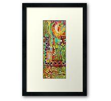Supreme Blessings Framed Print