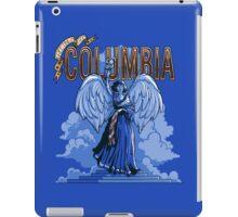 Greeting from Columbia. iPad Case/Skin