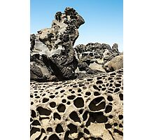 Tafoni Jaguar Photographic Print