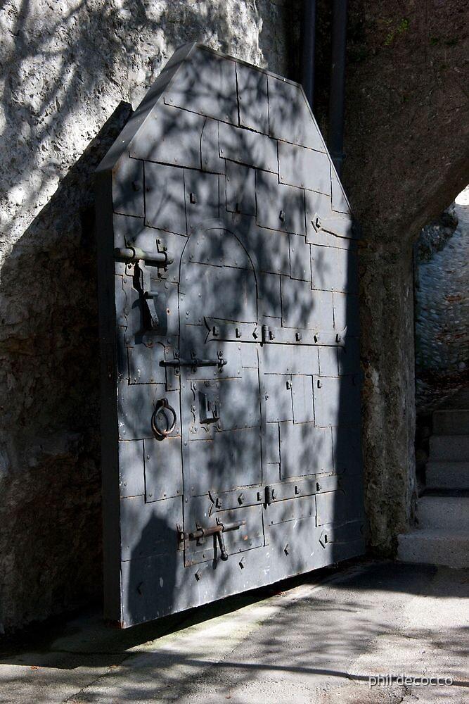 Castle Gate by phil decocco