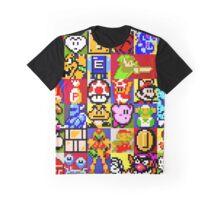NES REMIX! Graphic T-Shirt