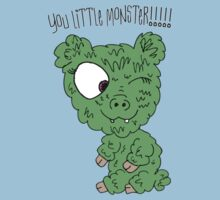 You Little Monster !!!!! Baby Tee