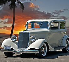 1933 Ford Tudor Sedan III by DaveKoontz