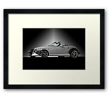 2000 Dodge Prowler Roadster Framed Print