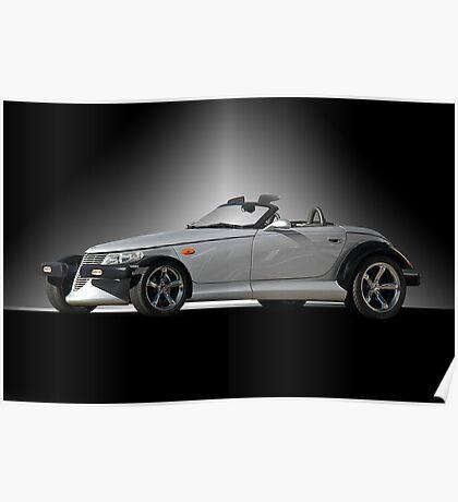2000 Dodge Prowler Roadster Poster