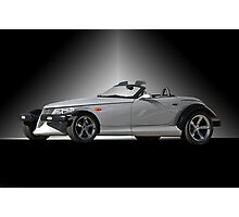 2000 Dodge Prowler Roadster Photographic Print