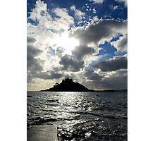 St Michael's Mount - Colour Photographic Print