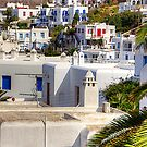 Mykonos Boxes by Tom Gomez
