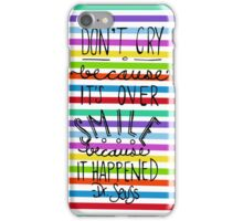 Dr. Seuss inspire iPhone Case/Skin