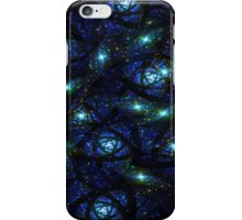 Fireflies Among the Dark Branches iPhone Case/Skin