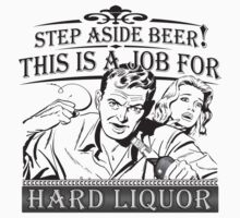Step Aside Beer by bunnyboiler
