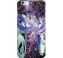 Hamilton/Jefferson Galaxy Battle iPhone Case/Skin