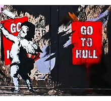 Go to Hull- it's fab and it's the UK's city of culture 2017! by Tim Constable