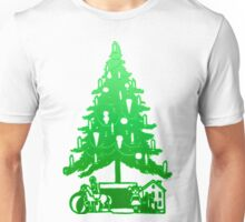 Christmas Tree and Toys Unisex T-Shirt