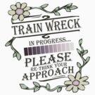 Train Wreck in Progress by bunnyboiler
