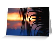 Algarve Sunrise Greeting Card