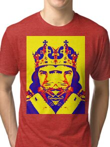 Laurence Olivier, double in Richard III Tri-blend T-Shirt
