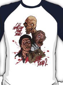 Evil Dead 2: Dead by Dawn - Artwork - I'll Swallow your soul! T-Shirt