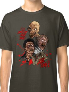 Evil Dead 2: Dead by Dawn - Artwork - I'll Swallow your soul! Classic T-Shirt