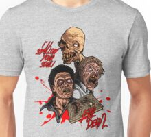 Evil Dead 2: Dead by Dawn - Artwork - I'll Swallow your soul! Unisex T-Shirt